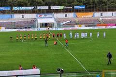 Alla Fidelis Andria basta il rigore di Cristaldi: Gravina battuto 1-0