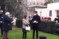 Il sindaco Bruno concede la custodia del cippo monumentale all'associazione Puntoit e al Comitato 10 Febbraio