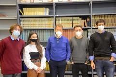 """Il Liceo """"Carlo Troya"""" di Andria incontra il giornalista Francesco Giorgino"""