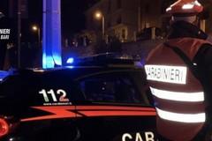 Fermato dai Carabinieri di Andria l'autore del tentato omicidio di sabato sera