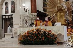 Giovedì Santo: omelia della Messa vespertina della Cena del Signore