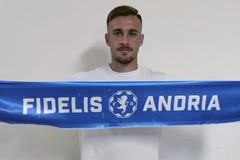 Ufficiali altri due colpi per la Fidelis Andria: ecco il difensore De Marino e il mediano Bordin