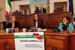 Piano Nazionale di Ripresa e Resilienza: incontro pubblico ad Andria con la senatrice Assuntela Messina