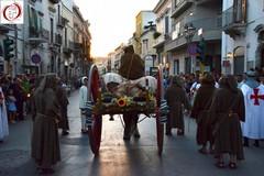 Circa 200 figuranti per la rievocazione storica del transito di Sant'Antonio