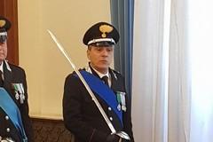 Il Sten. Pietro Zona guiderà la sezione operativa della Compagnia Carabinieri di Andria