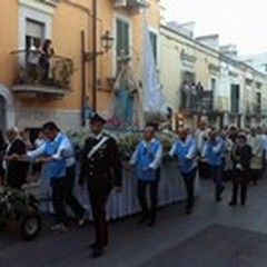 Madonna dell'Altomare: ieri la processione con migliaia di fedeli