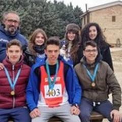 Corsa Campestre, tra gli allievi vince Pasquale Selvarolo