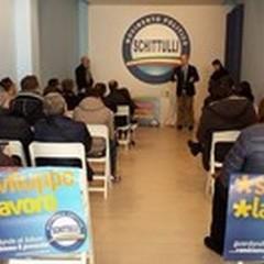 Amministrative 2015, Frisardi: «Il Movimento Schittulli è pragmatico»