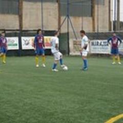 Harakiri Futsal Andria, il Santos Bisceglie vince 5-4
