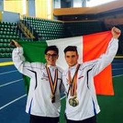 Taekwondo, i giovani Guarino e Lomuscio a Palazzo di Città