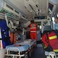 Incidente stradale vicino Mantova: motociclista andriese in gravi condizioni