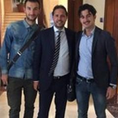 L'andriese Dario Ruta è il nuovo team manager del Canosa Calcio