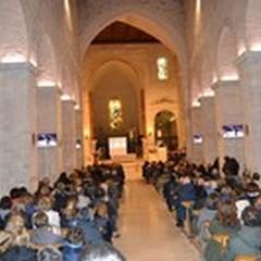 Una Cattedrale gremita di gente per ascoltare Don Luigi Ciotti