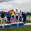 """Pasquale Selvarolo vice-campione italiano al  """"Meeting Città di Conegliano """" sui 10.000 metri in pista"""
