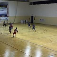 Show ad Altamura, primi tre punti per la Florigel Futsal Andria