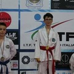 """Campionato Italiano Assoluto di Taekwondo: grande successo al  """"Palasport """""""