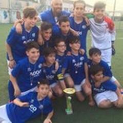 Polisportiva Andriensis, under 10 e under 12 alle finali nazionali di Montecatini