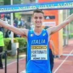 Francesco Fortunato riscrive la storia a Rieti: è Campione Italiano Assoluto