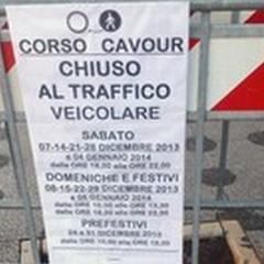 Notte Bianca di Andria: chiuse al traffico alcune strade