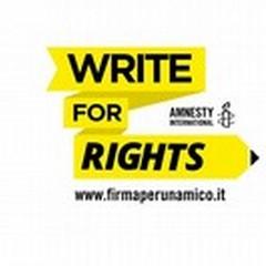 Firma per un amico: i giovani di Amnesty International ti aspettano!