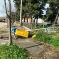 Divelta a Montegrosso la nuova mini-isola ecologica, in stato di abbandono da diversi giorni