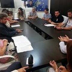 """Questione ITA  """"Umberto I """": si cercano soluzioni condivise in Provincia"""