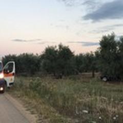 Incidente sulla Bisceglie-Andria: 5 persone coinvolte, una grave