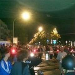 Passaggio a livello chiuso per quasi un'ora: caos in via Trani