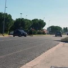 Viabilità di via Barletta, Benedetto: «Pericolo per l'accesso al Centro Commerciale»
