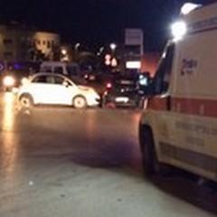 Investito in via Duca di Genova: ferito un 87enne