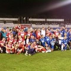 Partita del cuore: vincono la solidarietà e la Nazionale Attori