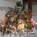 Mostra di presepi organizzata dal diacono Michele Melillo