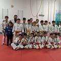 Ottimi risultati per la New Dimension di Andria al torneo regionale di judo