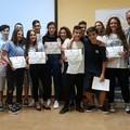 """Operatori Volontari della Protezione Civile: il riconoscimento agli studenti della scuola  """"Ettore Carafa """""""