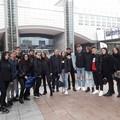 """Gli alunni dell'I.I.S.S. """"Carafa"""" di Andria cittadini europei a Bruxelles"""