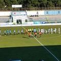 """La Fidelis Andria centra il bis al  """"Degli Ulivi """": Agropoli battuto 2-0"""