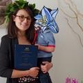 Covid-19, fase2: Marialaura Civico, la mamma che si laurea in diretta streaming