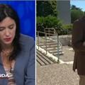 """Edilizia scolastica: il preside Annese mostra il degrado dell' """"IISS Lotti-Umberto"""" alla ministra Azzolina"""