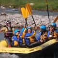 Il Centro Zenith al di là di ogni limite tra escursioni e rafting nel fiume Noce