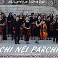 """""""Archi nei Parchi"""": l'Accademia La Stravaganza conclude la rassegna musicale a Castel del Monte"""