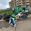 L'associazione andriese 3Place partecipa al World Clean Up Day