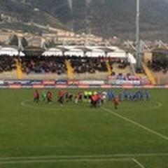 Gubbio - Andria, 1-1: Cosco e il jolly Loiodice