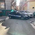 Incidente ad autovettura della Polizia locale: nessun ferito