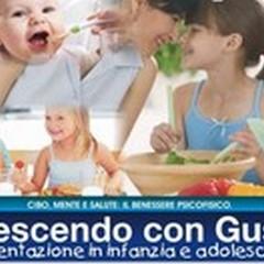 L'alimentazione corretta durante l'infanzia e l'adolescenza