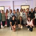 """L'I.C.  """"Verdi-Cafaro """" saluta la Maestra Tonia Bafunno dopo 40 anni di onorato servizio"""