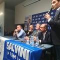 La Lega Puglia si mobilita per la manifestazione del centro destra contro il governo Conte
