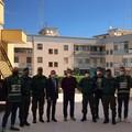 Giuramento delle Guardie ecologiche volontarie del raggruppamento Laboratorio Fare Ambiente di Andria