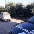 Autovettura rubata rinvenuta in contrada Murge di Toro