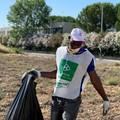 Nella Giornata del rifugiato clean up a San Valentino