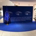 """Delegazione dell'ass.  """"IdeAzione """" di Andria al Parlamento Europeo di Bruxelles"""